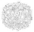 school-doodles