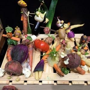 Lav din egen grøntsagsmand