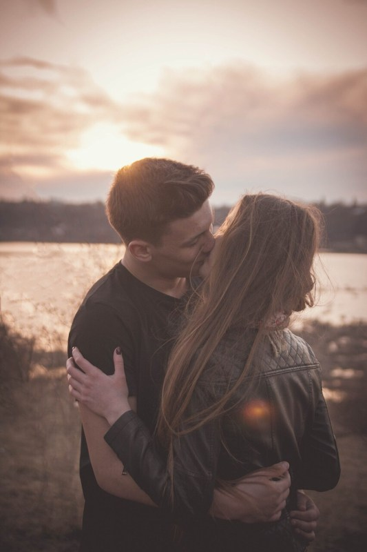 Det første kys