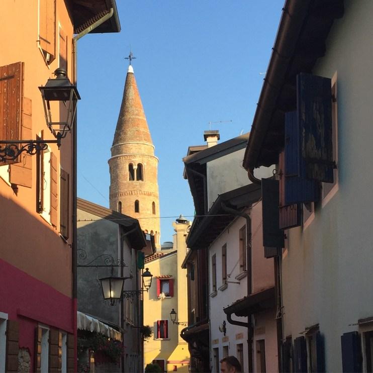 Caorle i Italien