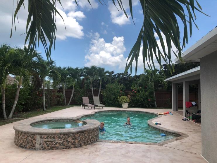 Vores pool