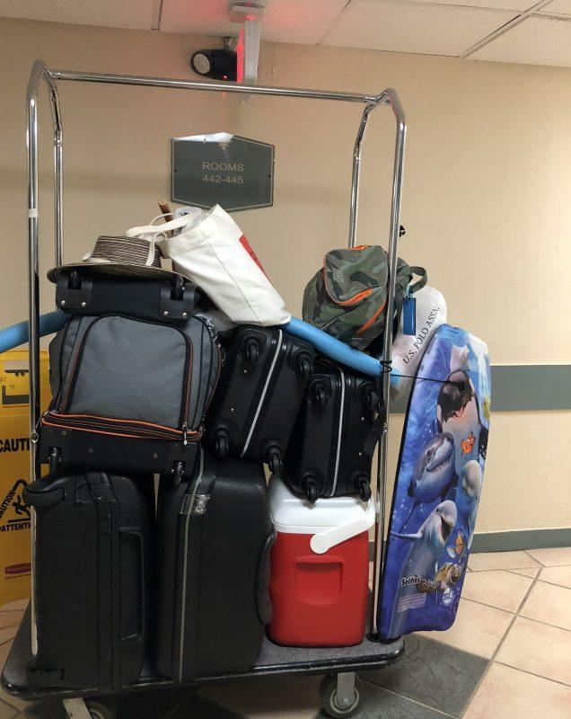 Alt vores baggage