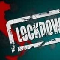 LOCKDOWN: 5 regioni a rischio chiusura totale