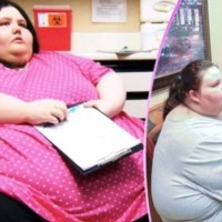 Vite al Limite. Perde 250 kg e diventa una modella. Il prima e dopo la sua trasformazione