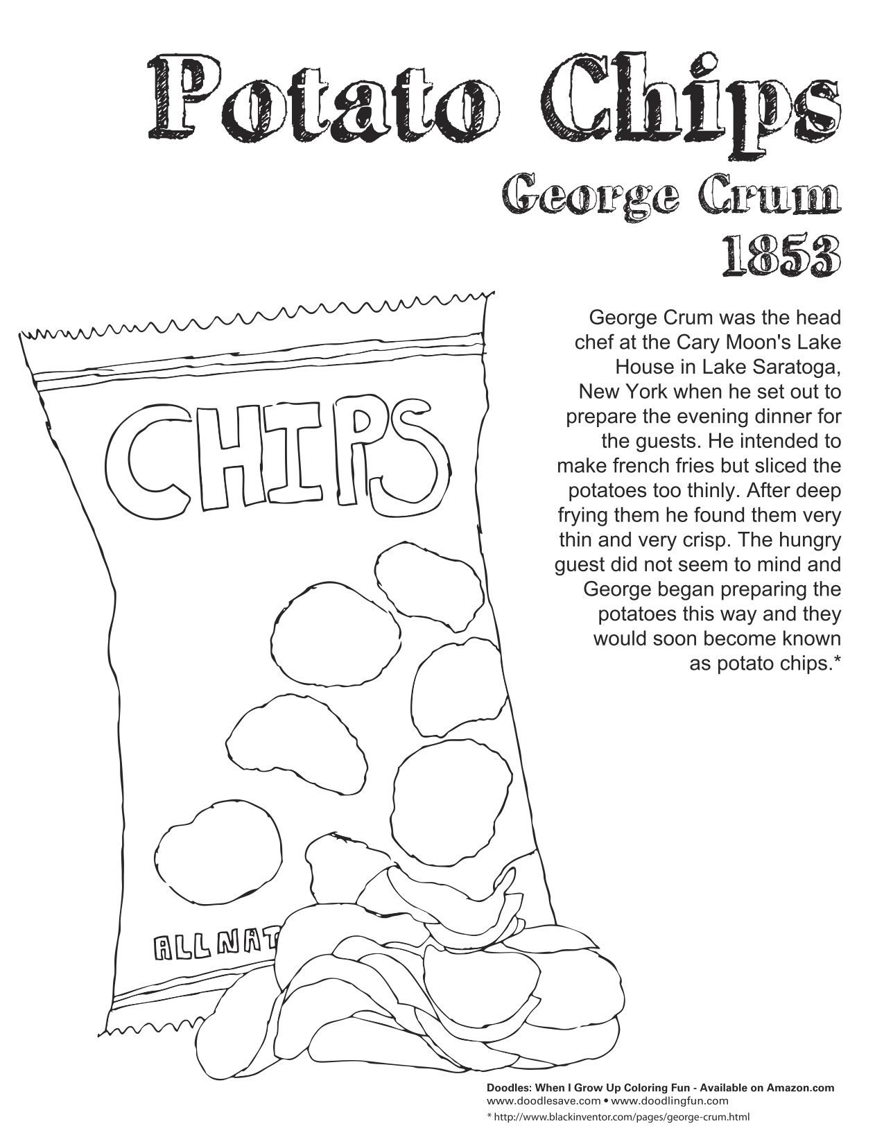 African American History Month Coloring Sheets