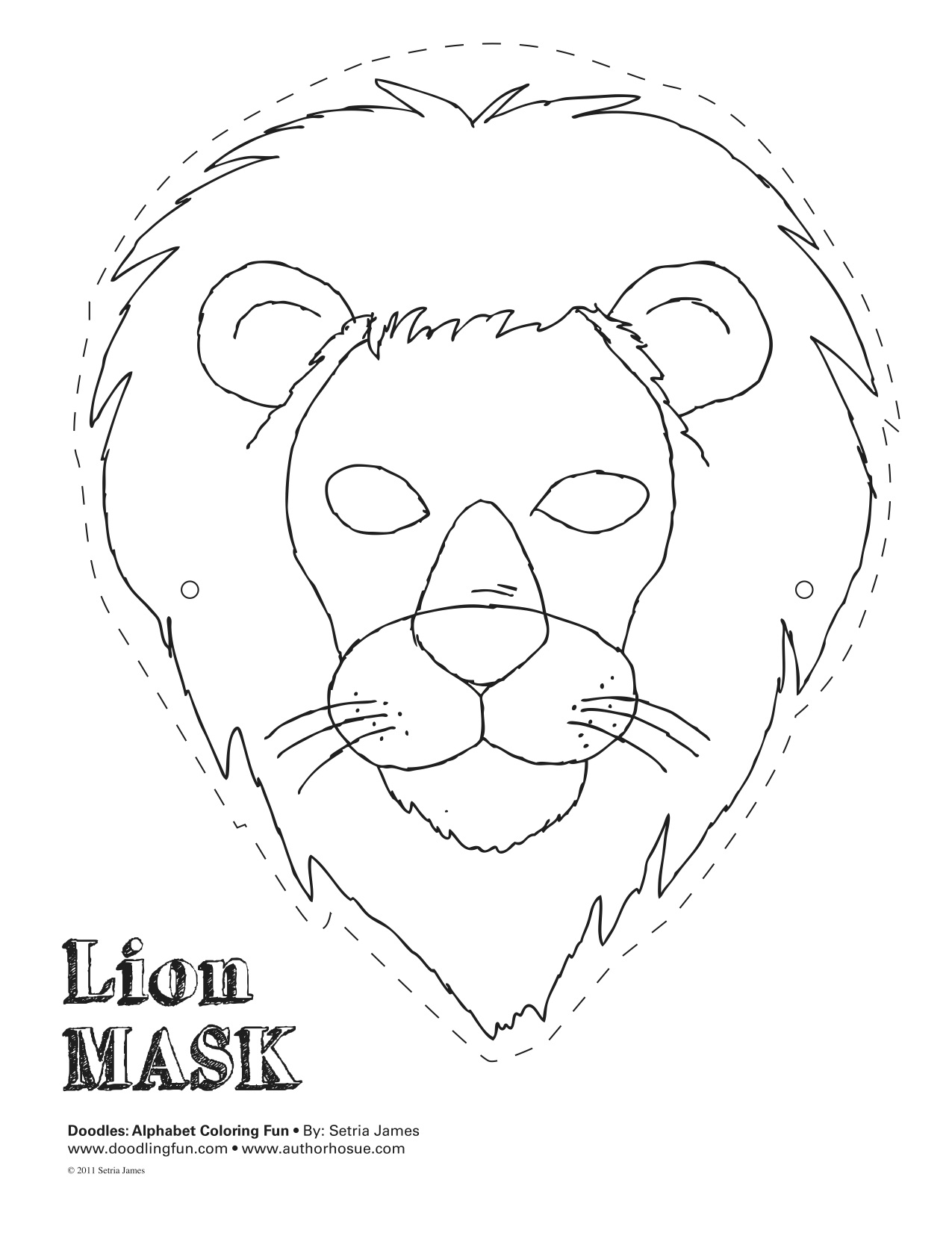 African Mask Worksheets And Activities