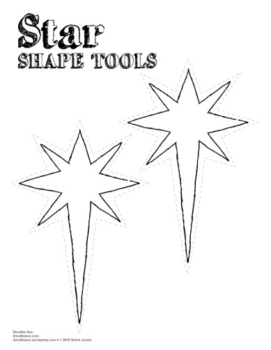 doodles-ave-star-shape-tool
