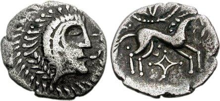 Boudicca coin
