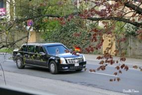 Barack Obama in Hannover