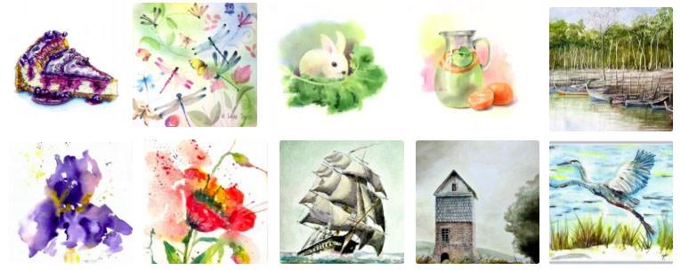 Doodlewash Club Gallery Sample Image