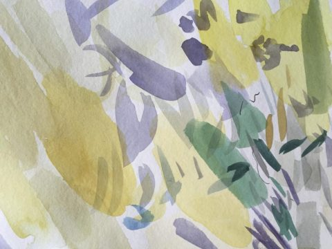Watercolor Wash Test Doodlewash