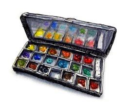 watercolor-palette