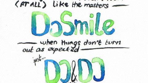 Doodlewash Manifesto Painted by Ramida Han