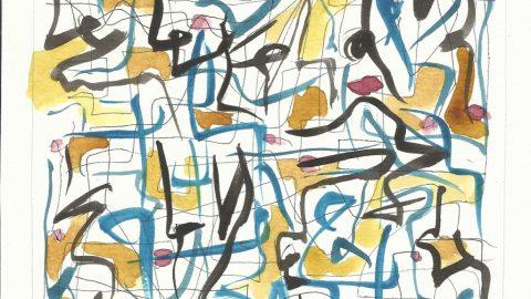 Crossing Lines by Eli Dorman