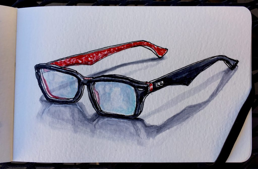 Ray-Ban Glasses by Charlie O'Shields