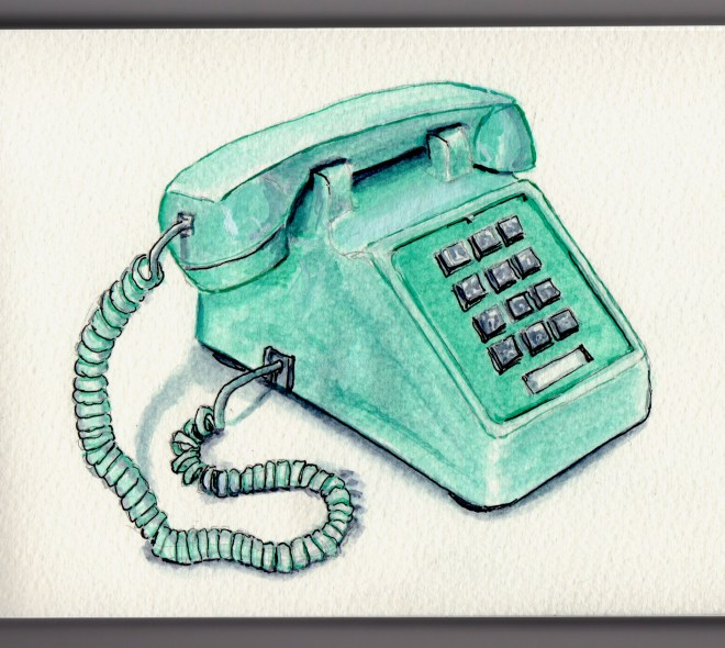 Area Code Day by Charlie O'Shields