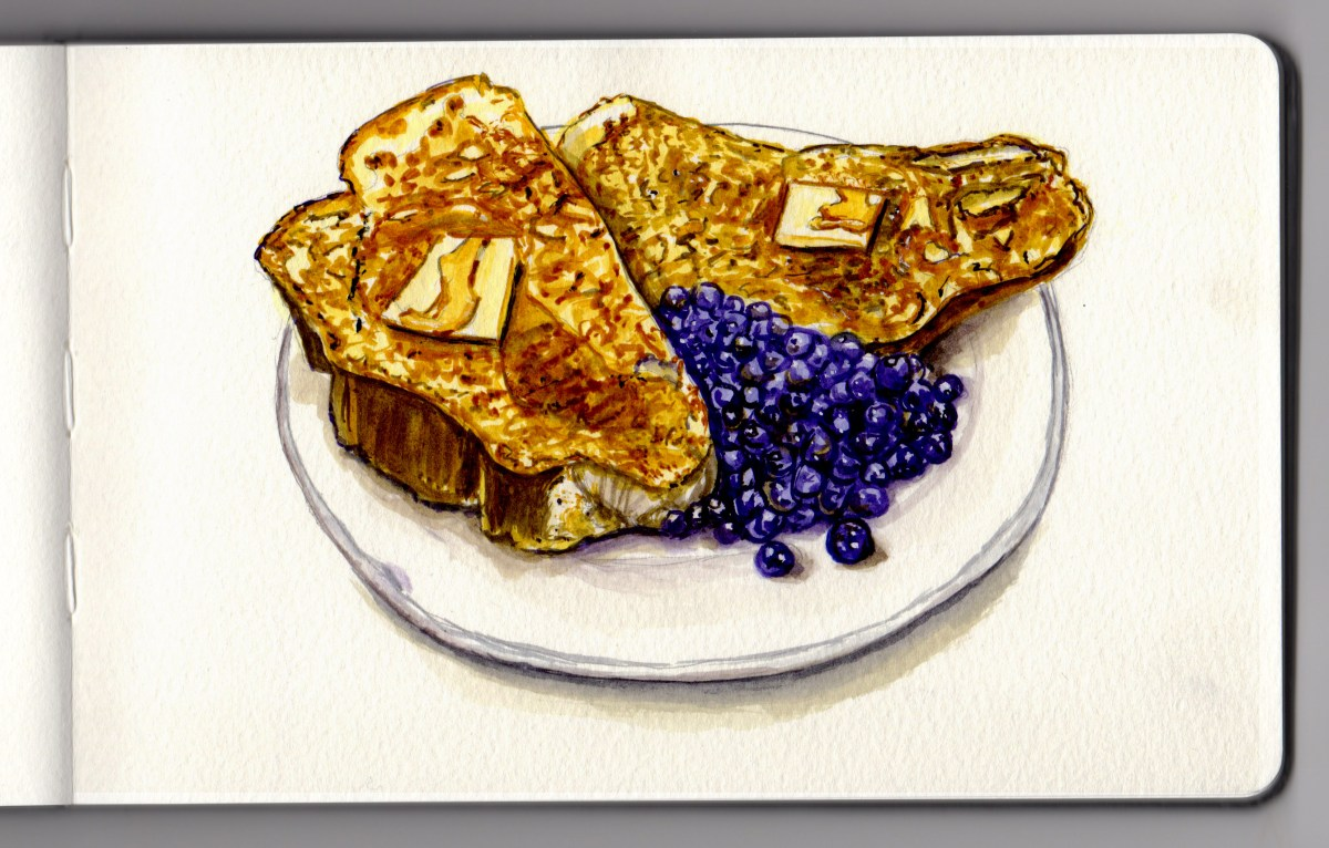 French Toast Day by Charlie O'Shields