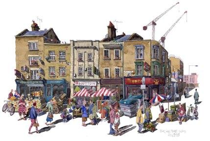 Port Bricklane by Liam O'Farrell - Doodlewash