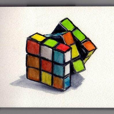 Day 27 - Rubik's Cube