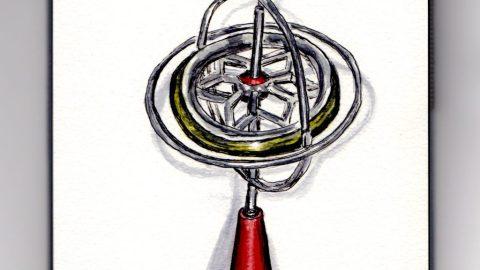 Chandler Gyroscope Doodlewash