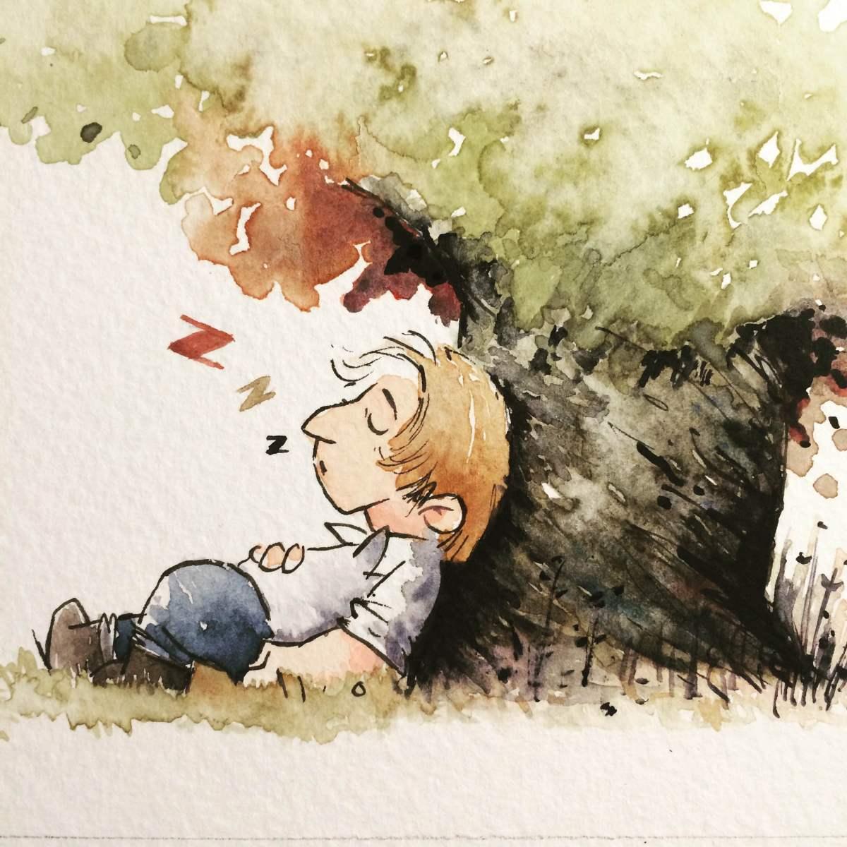 Doodlewash by Luke Scriven
