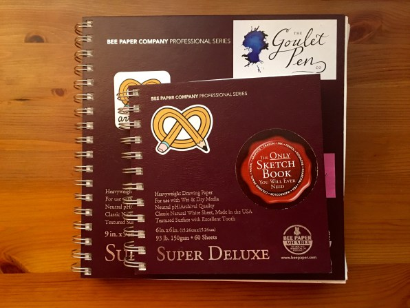 Bee paper company Aquabee Super Deluxe Journals