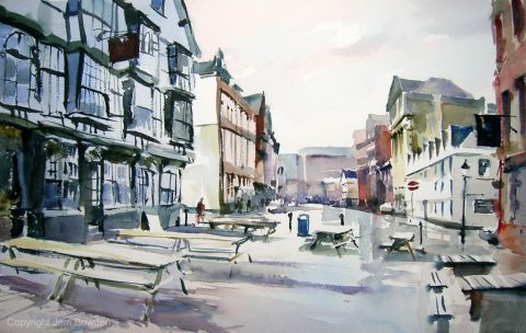 GUEST ARTIST: Plein Air Painting vs. The Studio