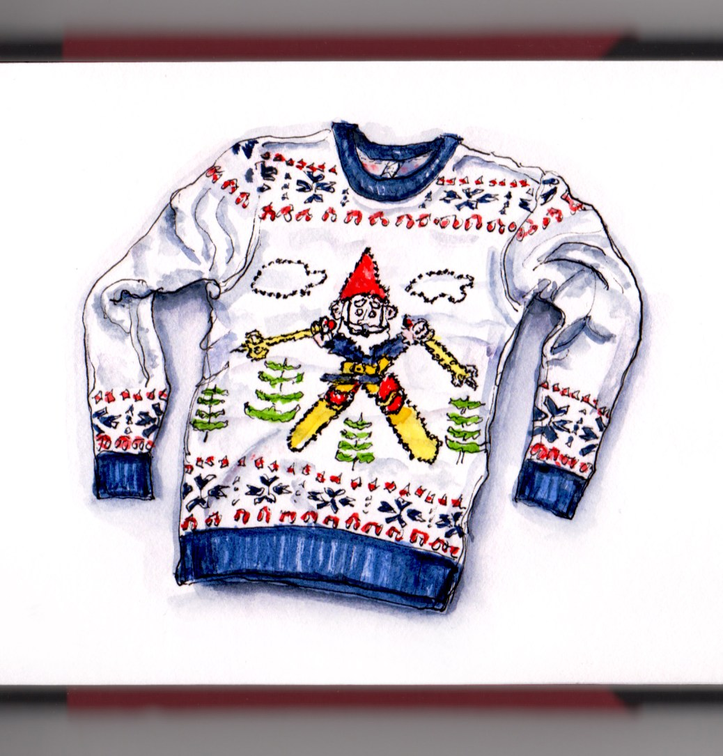 sneakers released ed23c c0606 saints ugly sweater pinterest.com ...