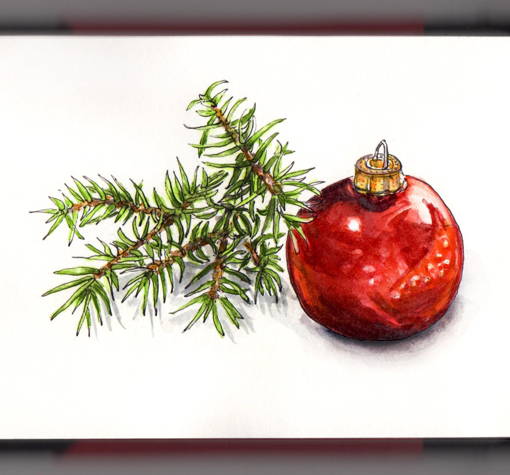 Doodlewash® ~ O Christmas Tree