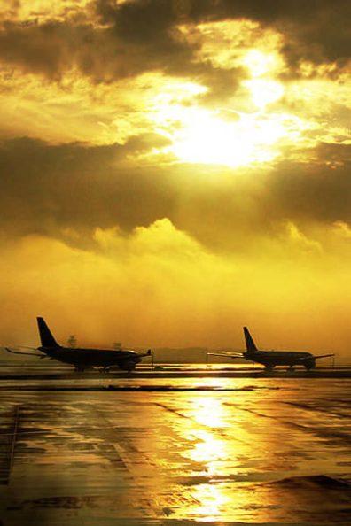 Terminal Sunset