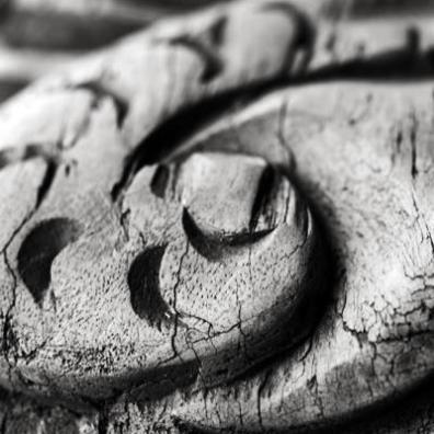 Swirled Carving