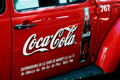 Coke Truck