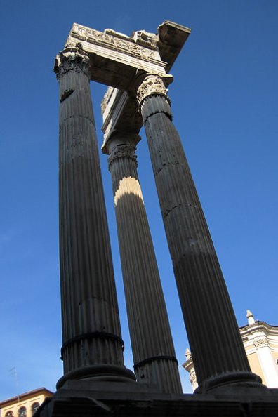Towering Antiquity