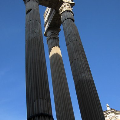 Towering Antiquity