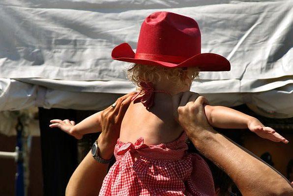 Flying Cowgirl