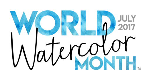 World_Watercolor_Month_2017_Logo