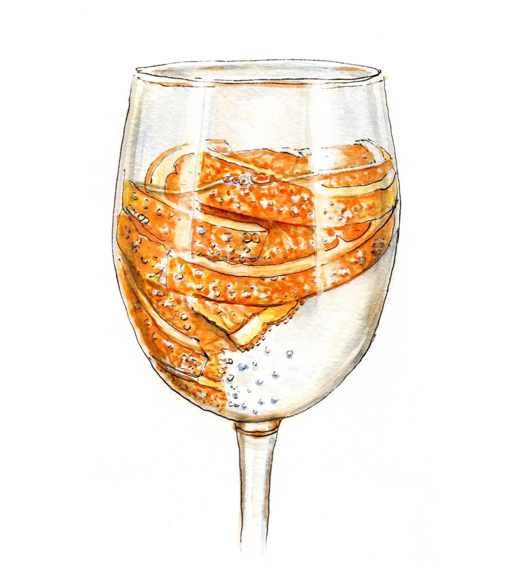 Day 4 - Fizzy Lifting Drinks Oranges - #doodlewash