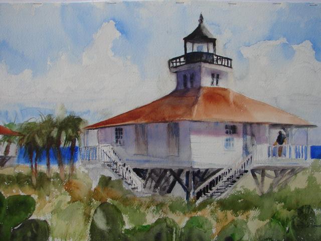 Light House at Boca Grande Florida DSC01138 (2015_08_13 04_36_31 UTC)
