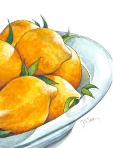 Deconstructed Lemonade