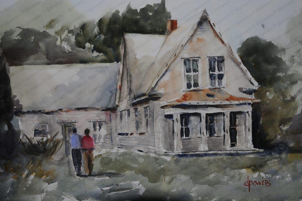 Old House(now demolished) Whitman Mass Old Whitman House (2015_08_13 04_36_31 UTC)