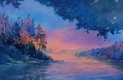 """GUEST ARTIST: """"Finding Your Own Personal Expression"""" by Virgil Carter"""