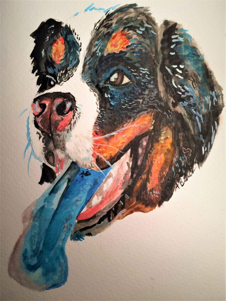 bonus watercolor