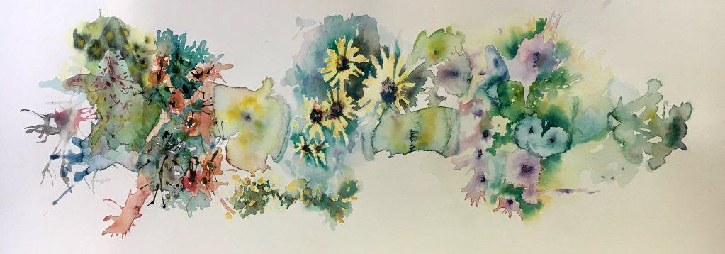 """j.16 – #WorldWatercolorMonth, #watercolorsummer201 j.16"
