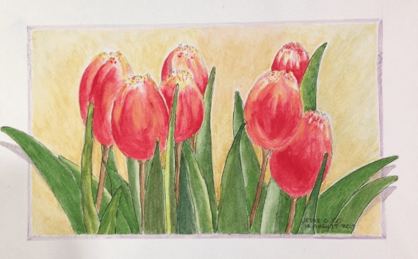 Tulips    10.5×15 in Screen Shot 2017-08-26 at 3.57.06 PM