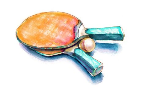 Day 21 - Playing Games - Ping Pong