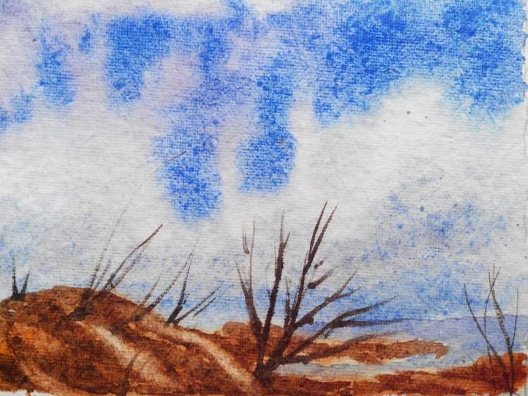 Thumbnail painting (3*5) for Sky study IMG_20170928_095533