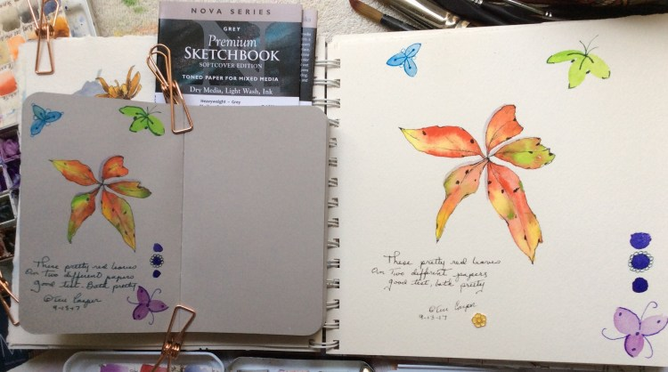 A few months ago Stillman&Birns announced they were making a new sketchbook series called &#8216