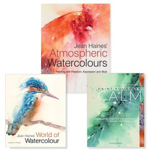 Jean Haines Watercolour Books
