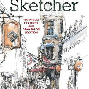 The Urban Sketcher Marc Taro Holmes