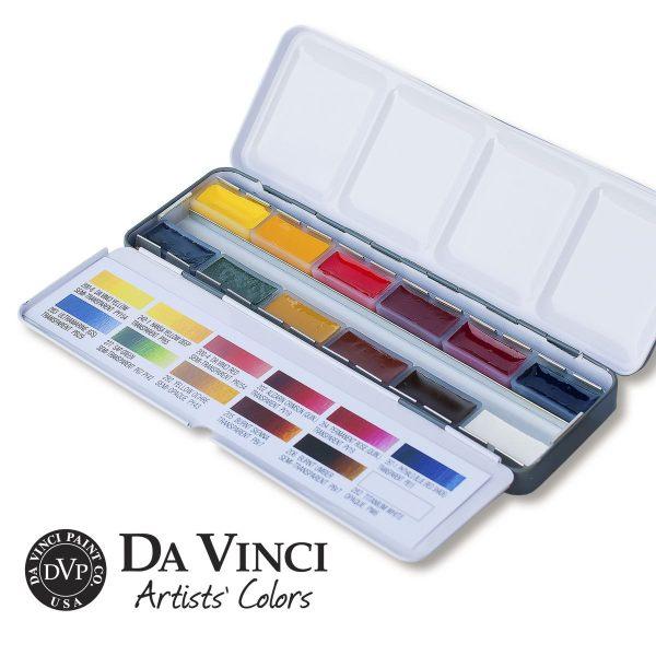 Buy Da Vinci Paint Co. Travel Palette